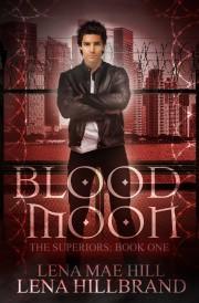 Blood Moon Kindle