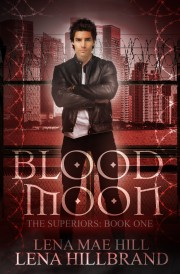 Blood Moon Kindle