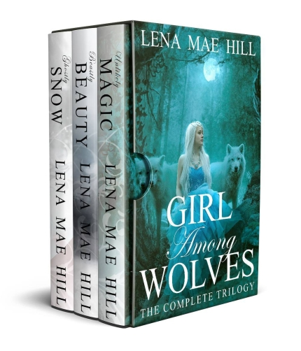 Girl Among Wolves